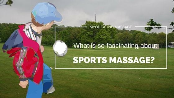 about sports massage therapy - banner