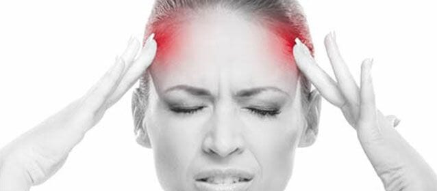 benefits of shiatsu massage - migraine headaches