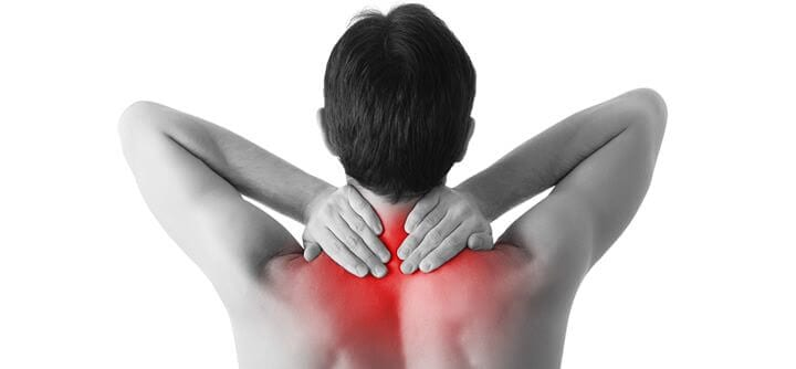 benefits of shiatsu massage - muscle pains and arthritis