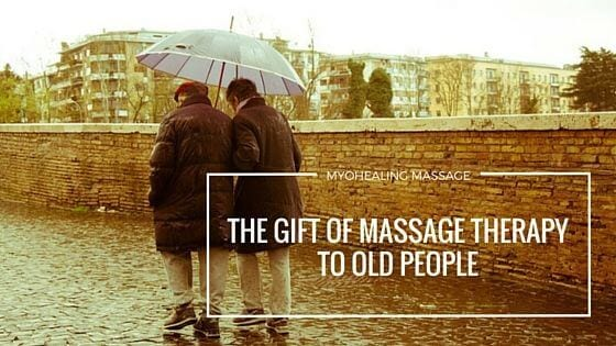 gift massage for elderly clients - banner