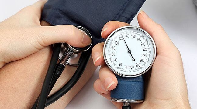 men's heart health tips - high blood pressure