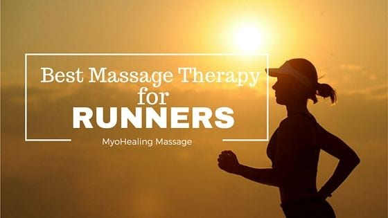 best massage techniques for runners - banner