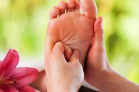 different modalities of massage therapy - reflexology