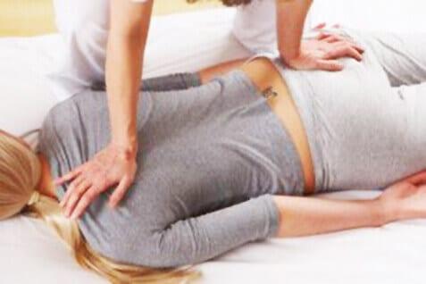 different modalities of massage therapy - shiatsu massage