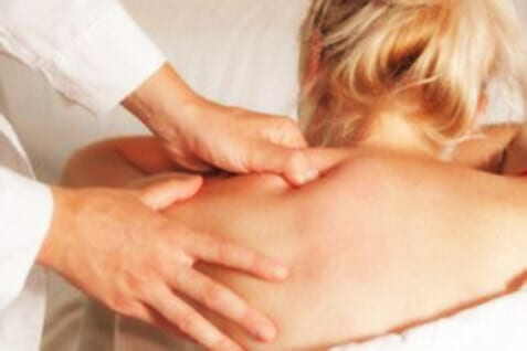 different modalities of massage therapy - trigger point therapy