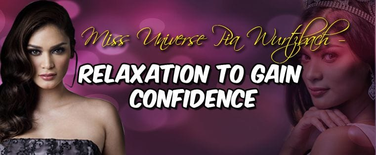 Relaxation to gain Confidence - Content