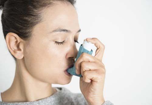craniosacral massage asthma