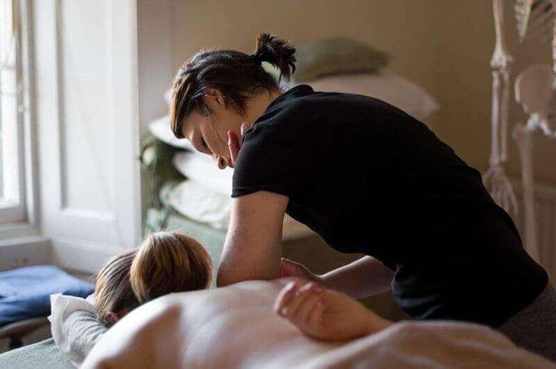Massage Therapist Annoying Chattering Massage