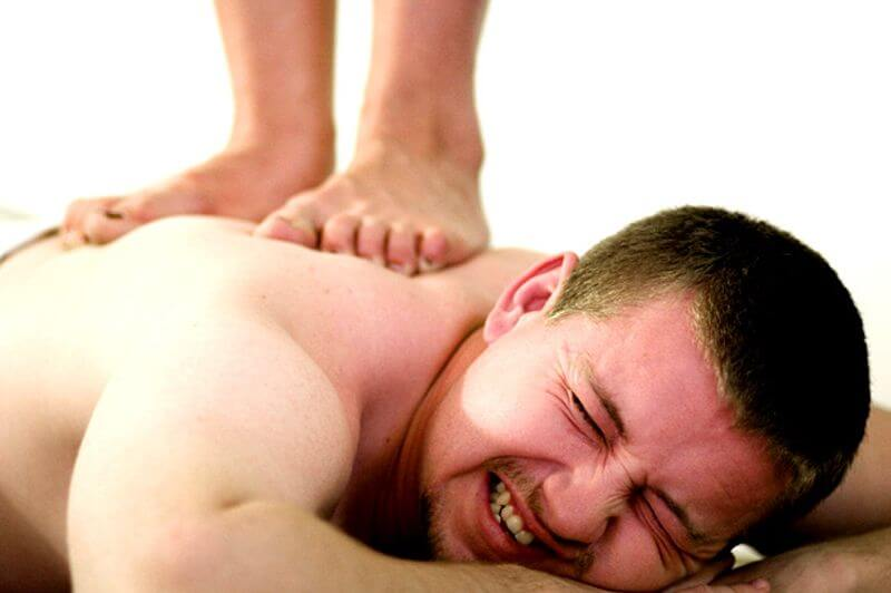 Massage Therapist Disregarding Requests and not Listening to client