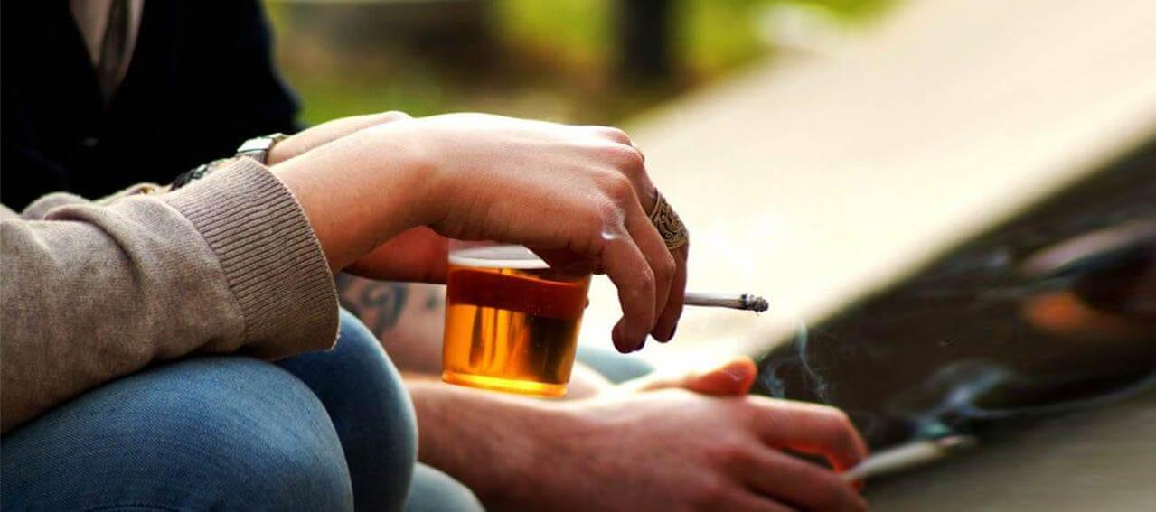 Unhealthy Lifestyle Smoking