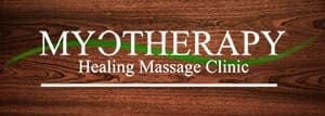Myotherapy Healing Massage Clinic Logo