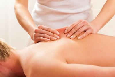myofascial release therapy session - myofascial